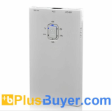 Portable 3G Wireless Router with 5200 mAh Power Bank - Wireless Hard Drive Memory Access