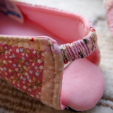 Romantic Quilt Slipper