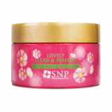 SNP LOVELY CLEAN - PERFUME FLORAL BODY CREAM