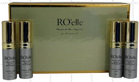 RO_elle Heart of the Emperor Pearl Ampoule