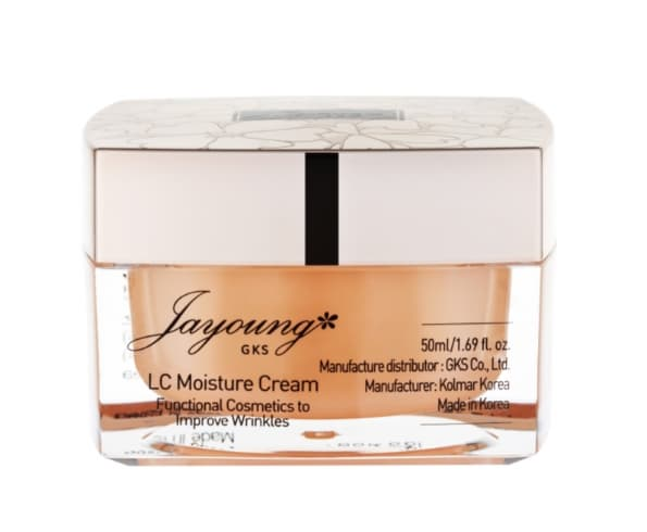 skin care_ LC moisture cream_ functional cosmetic