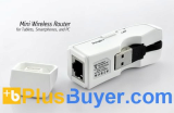 Mini Wireless Router - Easy WiFi AP within 5 Seconds