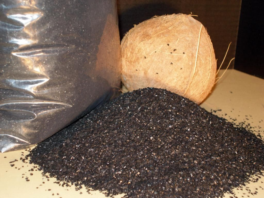Coconut Shell Base Activated Carbon For Water Purifier