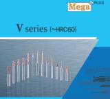 Mega+ DMVH Type (~HRC60)