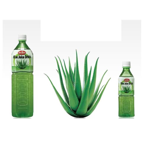 Dellos Aloe Vera Drink -PET- series