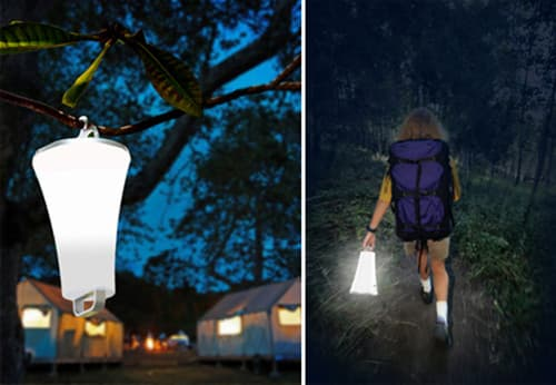 T111 LED Outdoor Rechargeable lamp Reading Lamp with USB