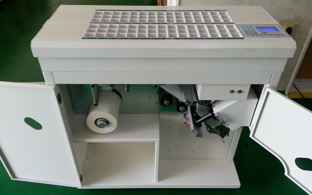 Solid medications_tablet_ packaging machine