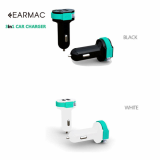EARMAC CAR CHARGER