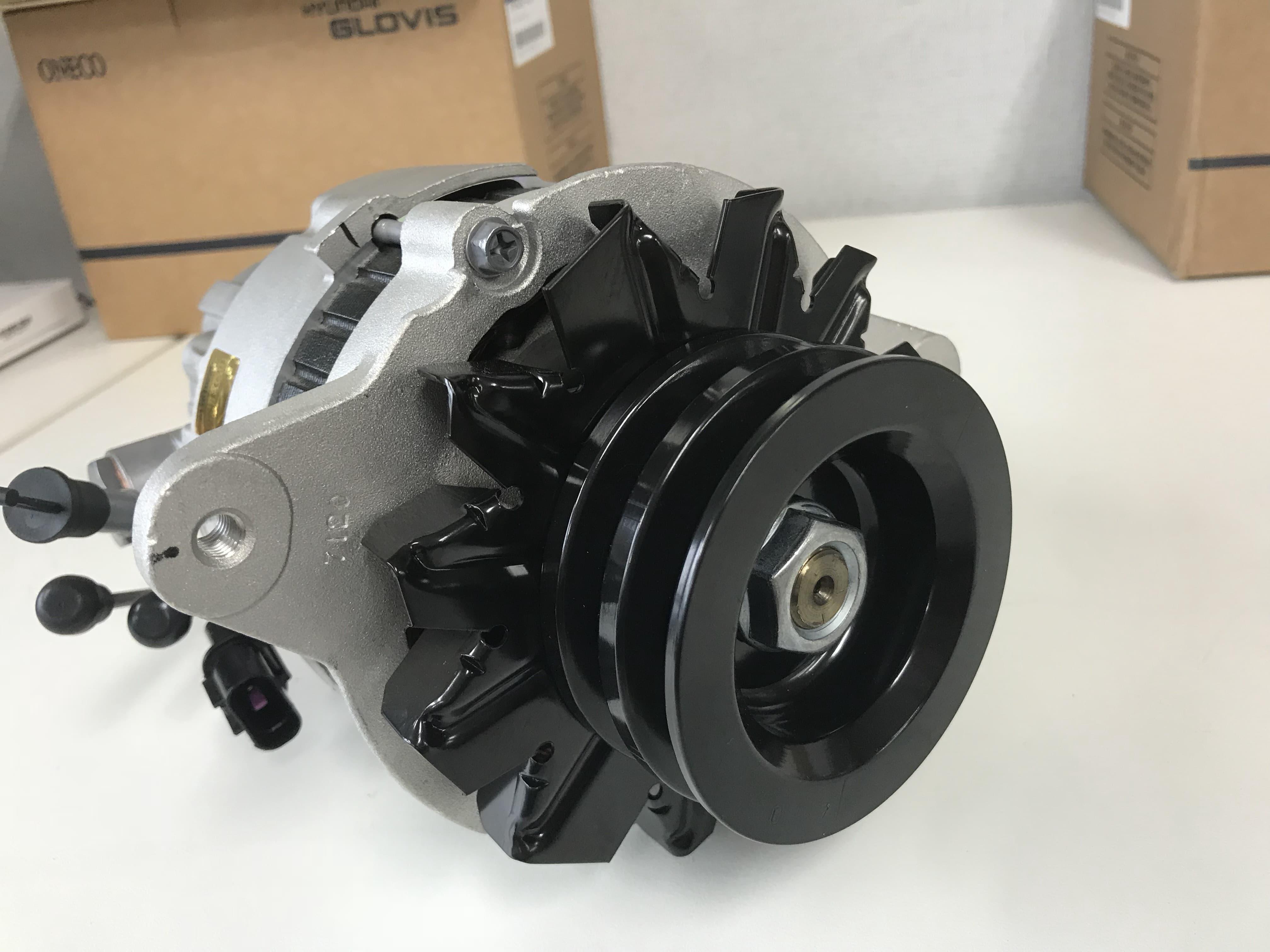 Re-manufactured Alternator of Hyundai Glovis