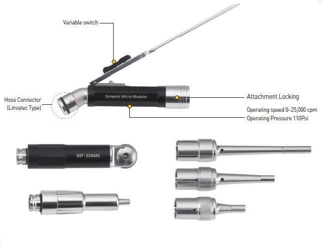 Dynamic Multi Handpiece