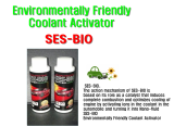 Coolant Activator Fuel Improver Exhaust Gas Treatment