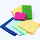 Microfiber Cleaning Kitchen Cloth Simple Houseware Reusable