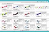 LS Body Jewelry, UV Acrylic Circular Barbell