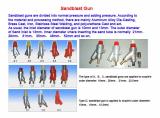 Sandblasting gun with nozzle,sandblast gun,spraying gun