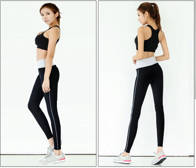 ba9c0dd8a4a Hot ladies yoga wear  yoga vest  yoga pants