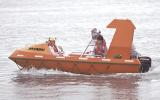 Grp Rigid Rescue Boat