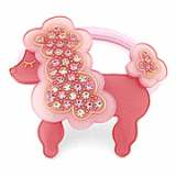 Miss Puppy ponytail holder