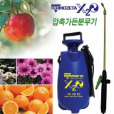 8 litter garden sprayer, pressure sprayer
