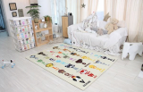 Rug for baby and kids