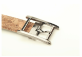 Eco Friendly Cork Men_s Belt