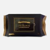 Premium babyrang wet wipes The black_ refill _70count_