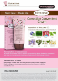 Rivecowe CC Cream skincare SPF40 PA__ Anti Ageing_ Whitening