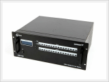 OMM-1000 ; 16 X 16 DVI Electrical / Optical Router