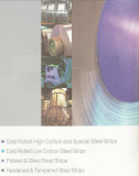 Cold Rolled Steel, High Carbon Steel, Hardened & Tempered Steel, Heat Treatment Steel