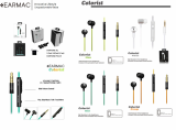 EARMAC COLORIST EARPHONE