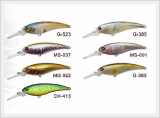 Fresh Water Lure (ZACO - Sp 60s)