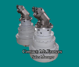 High speed slewing planetary gearbox
