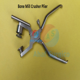 Bone Mill Crusher Plier Dental