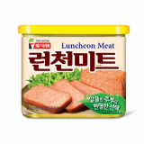 LOTTE Canned Luncheon Meat - Chicken & Pork