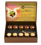 Korea fermented red ginseng chewable pill