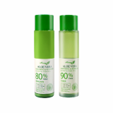 Always21 Soothing _ Refresh Aloe Vera Toner _ Emulsion