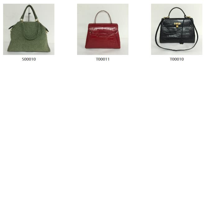 Women Leather Bags and Wallets