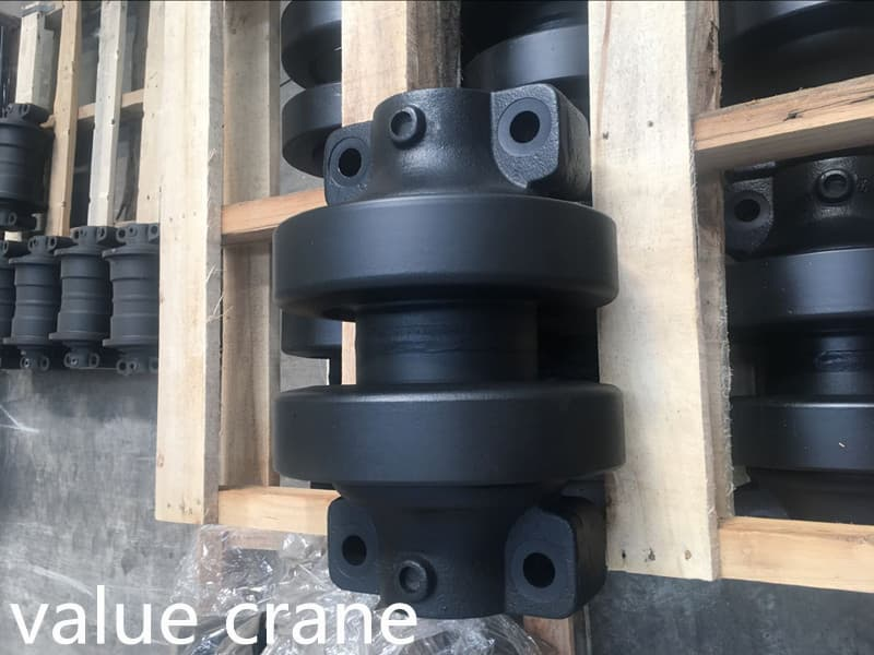 Quality bottom roller for crawler crane Kobelco PH75P