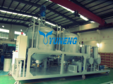 Tyre Pyrolysis Oil Refining Machine