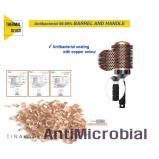 AntiBacterial hair Brush