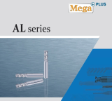 Mega+ AL-series / SUS-type