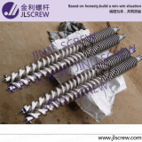 Conical Twin Screw and Barrel for Extruder