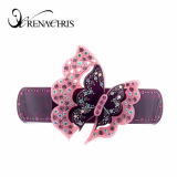 -Renachris- Landy Ribbon barrette -hal051-