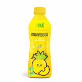 350ml Bottled Pineapple Juice with nata de coco