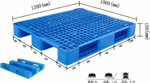 Product Thumnail Image Zoom Plastic Pallet Mold