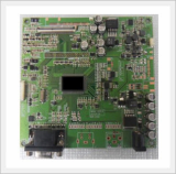 LCD Controller for Industrial Monitor