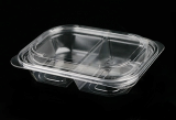 Disposable food container,salad box, take out