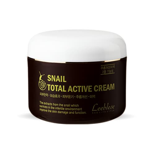 Leeblese SNAIL TOTAL ACTIVE CREAM