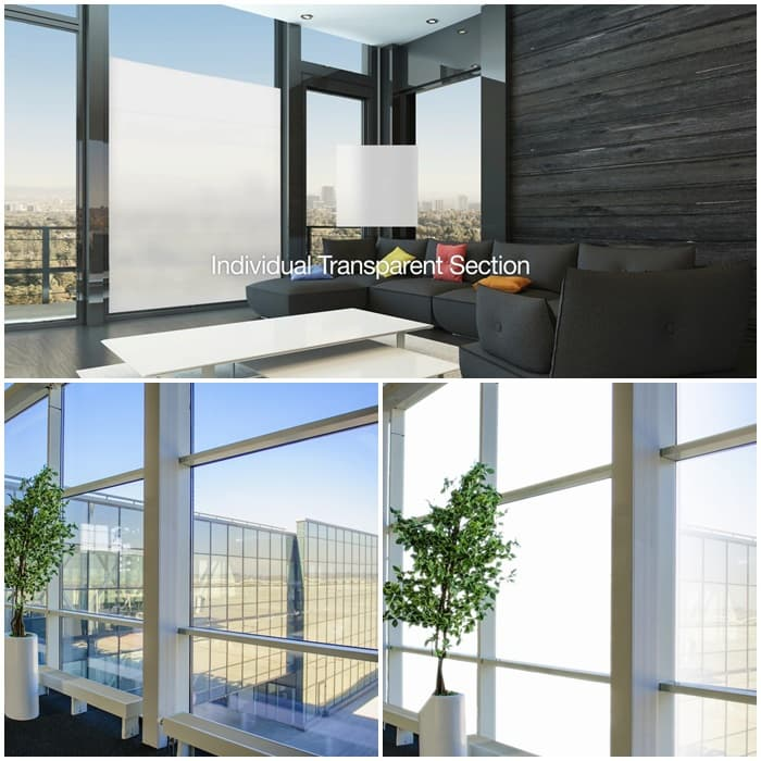 Ssb smart section blinds from vitswell b2b marketplace for Smart window shades