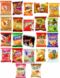 Nongshim korean confectionery_ Chips_ snacks_