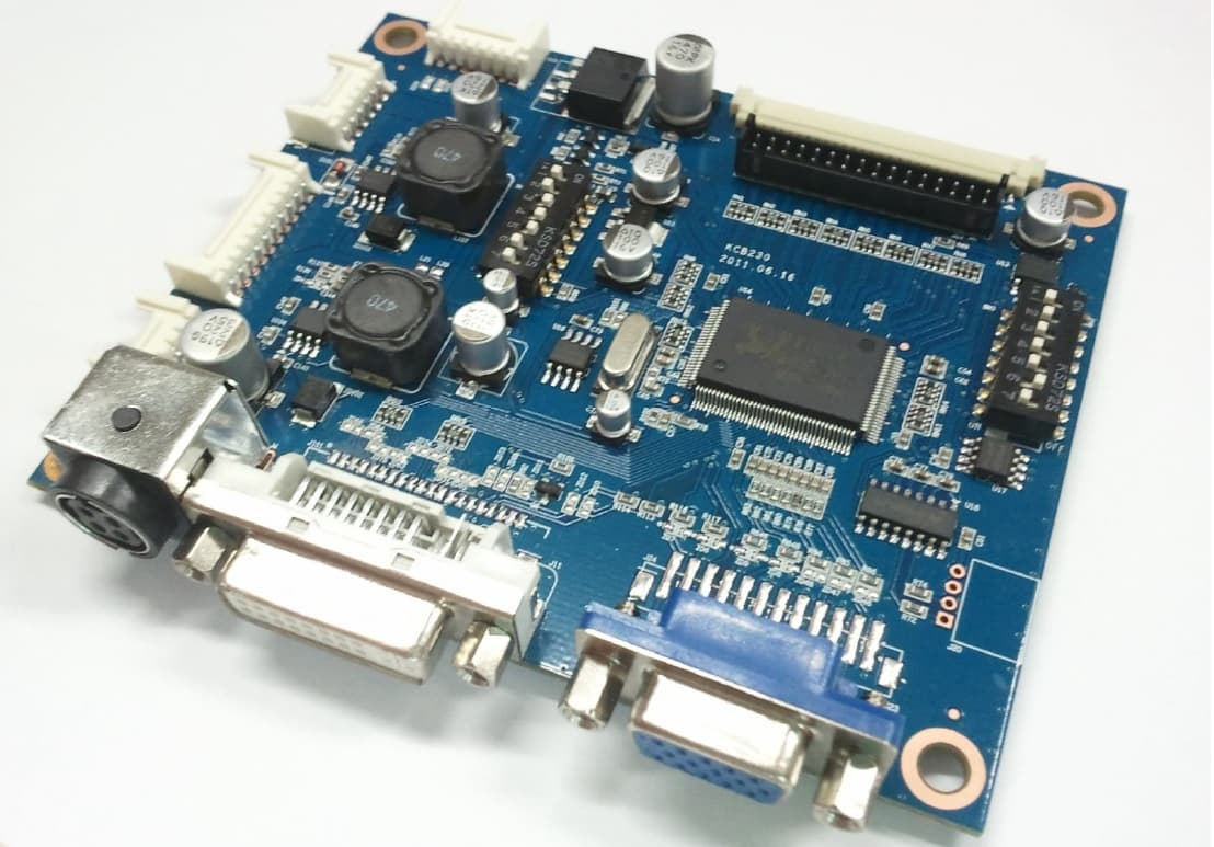KCB230 Controller board from KORDIS MEDIA CO., LTD tradekorea B2B ...